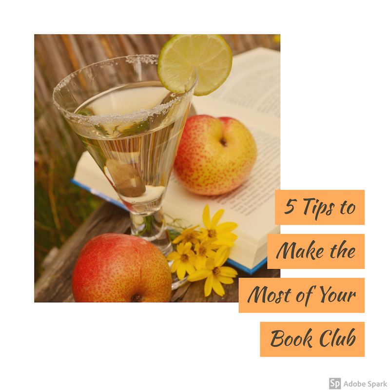 how to get the most out of your book club