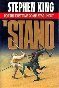 horro books the stand stephen king