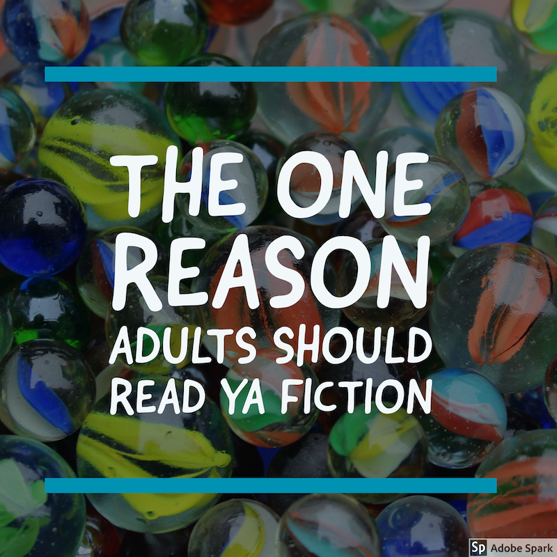 The one reason adults should read YA fiction