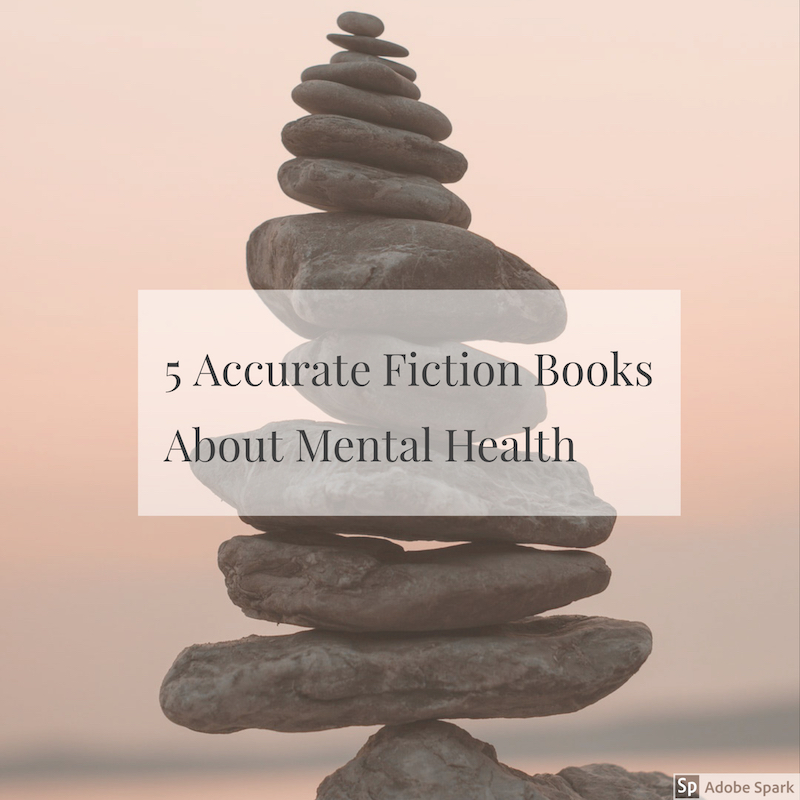 books about mental health recommended by a therapist