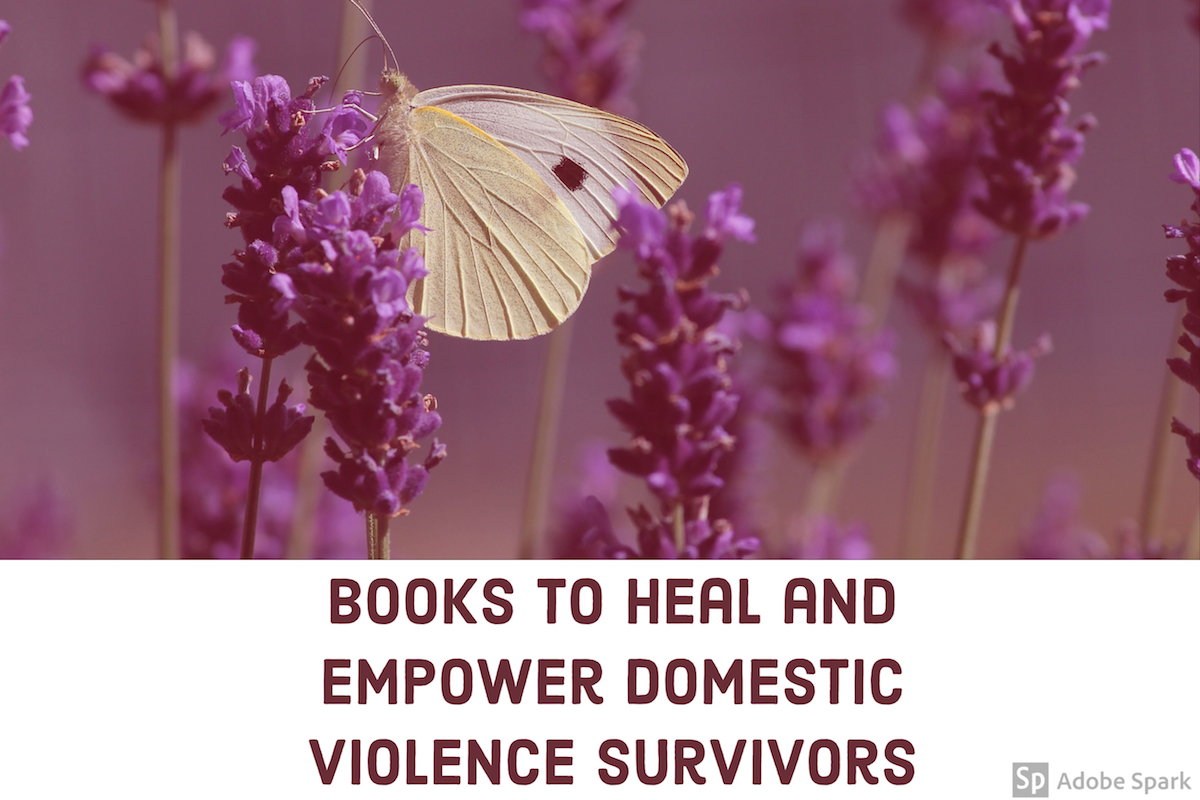 books to heal and empower domestic violence survivors