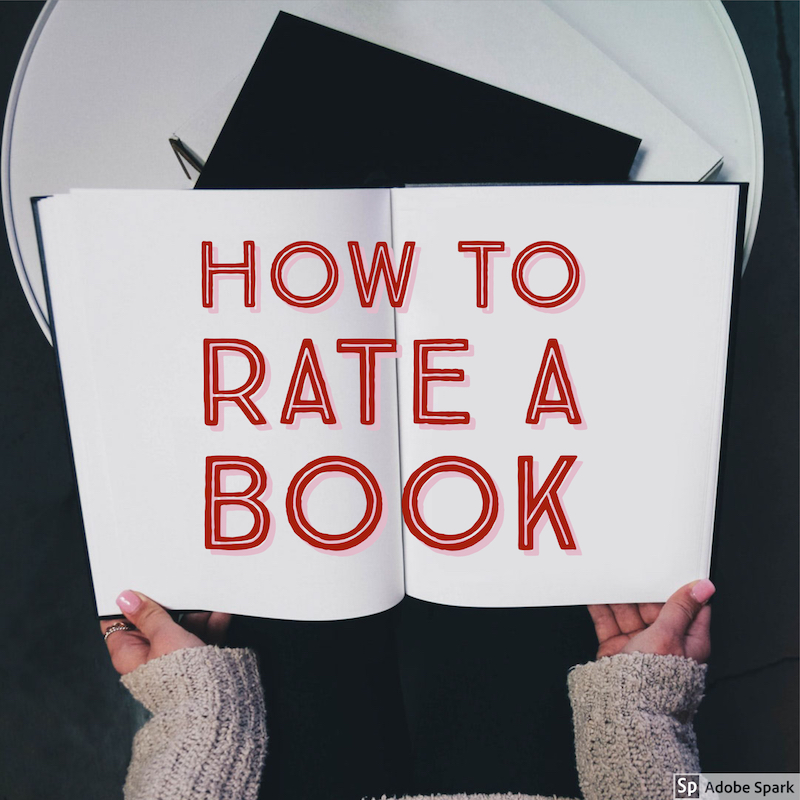 ho wto review a bookhow to rate a book