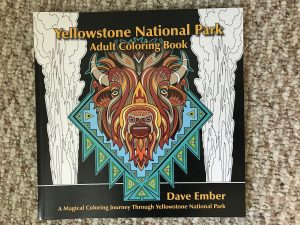 oddly interesting books i found in yellowstone park