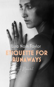 Etiquette for Runaways book cover