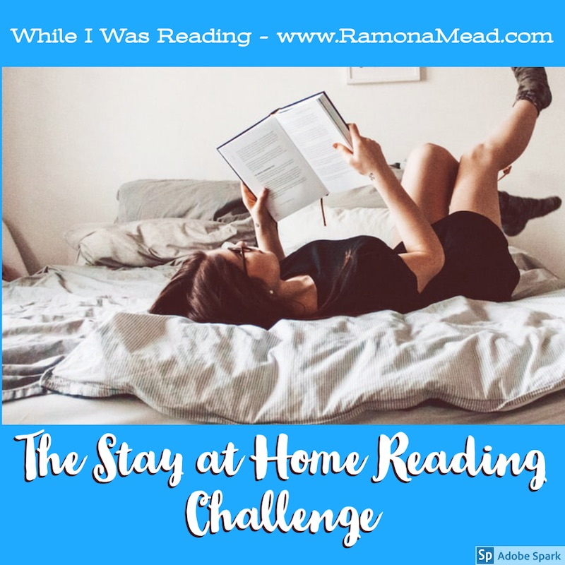 the stay at home reading challenge from ramonamead.com