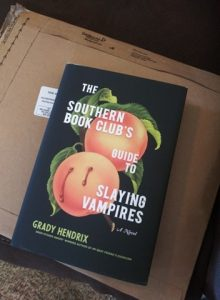 The souther book club's guide to slaying vampires book