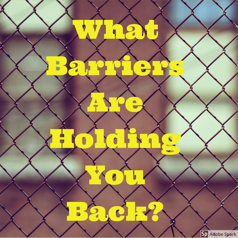 how to break through barriers