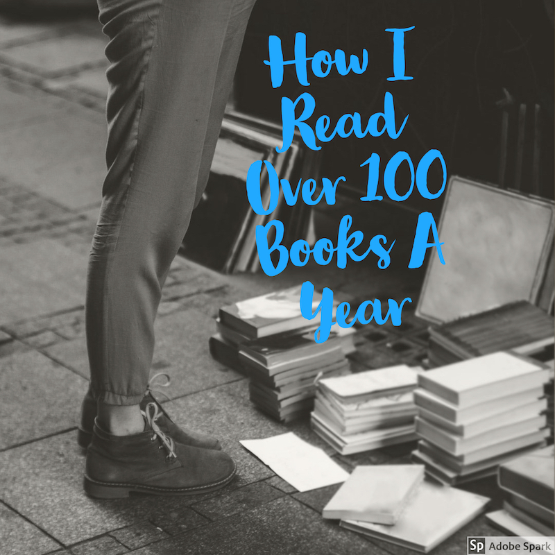 How to read over 100 books
